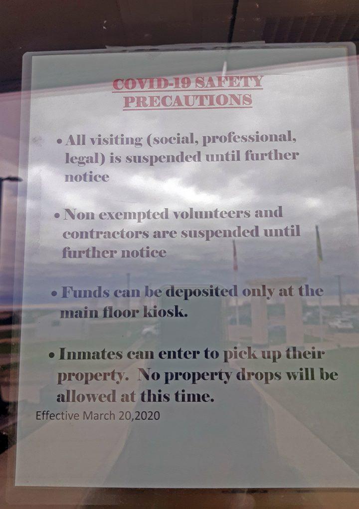 COVID-19 affects judicial interim release process