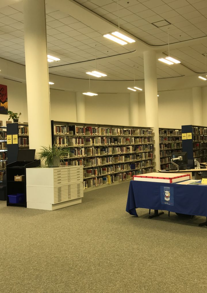 First Nations University library services impacted by  COVID-19 lockdown