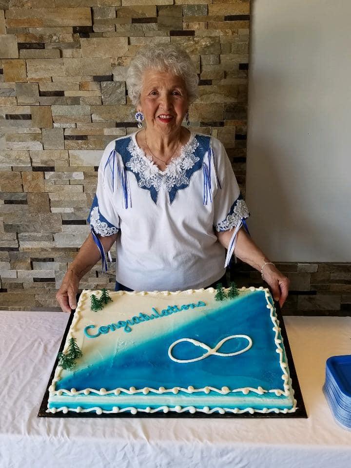 Métis Elder receives Saskatchewan Book Award nomination for first book